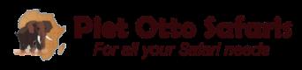 Piet Otto Safaris Logo